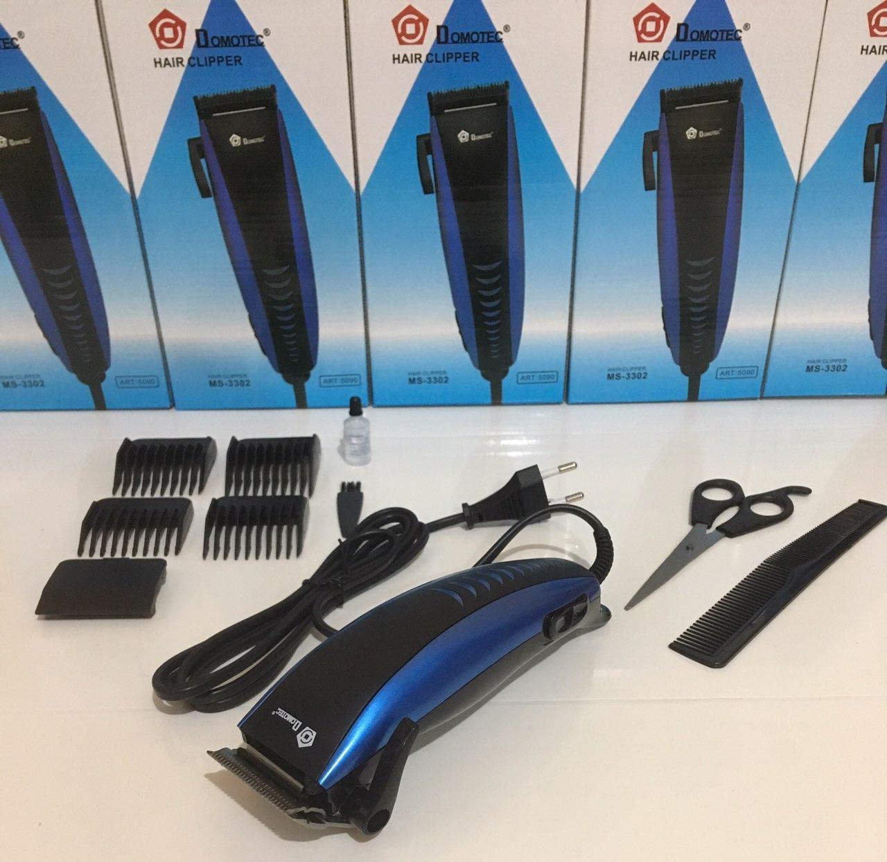 Машинки для стрижки волос DOMOTEC MS-3302 (24 шт)