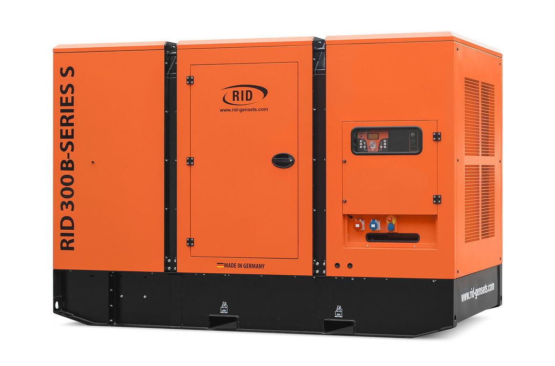 Дизельный генератор RID 300 B-SERIES S (240 кВт)