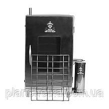 Коптильня для холодного копчения с нержавейки 66х38х31 до 10 кг, фото 3