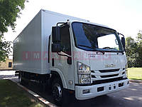 Isuzu NQR90 с кузовом-фургоном сэндвич-панельным, фото 1