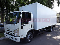 Isuzu NQR90 с кузовом-фургоном изотермическим, фото 1