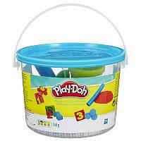 Набор пластилина Play-Doh мини ведерко Считалочка