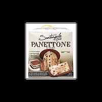 Пасхальный панеттоне Santangelo Тирамису 900г.