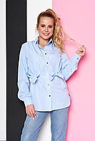 Модная женская рубашка  А-144 размеры 44-54, фото 1