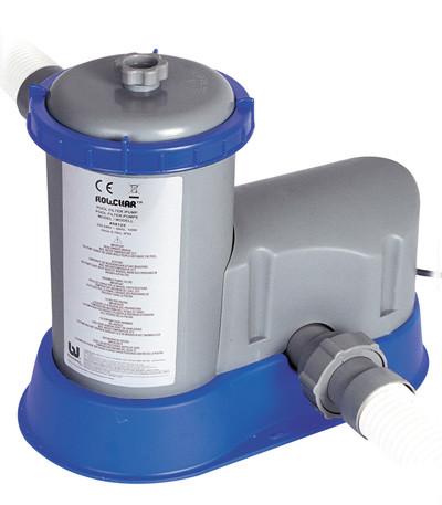 Фильтрационный насос картриджный, производительностью 5678л/час (модель 58389)