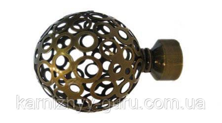 Декоративный наконечник Савона Круглая