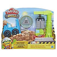 Плей-до набор пластилина Кран-погрузчик Play-Doh