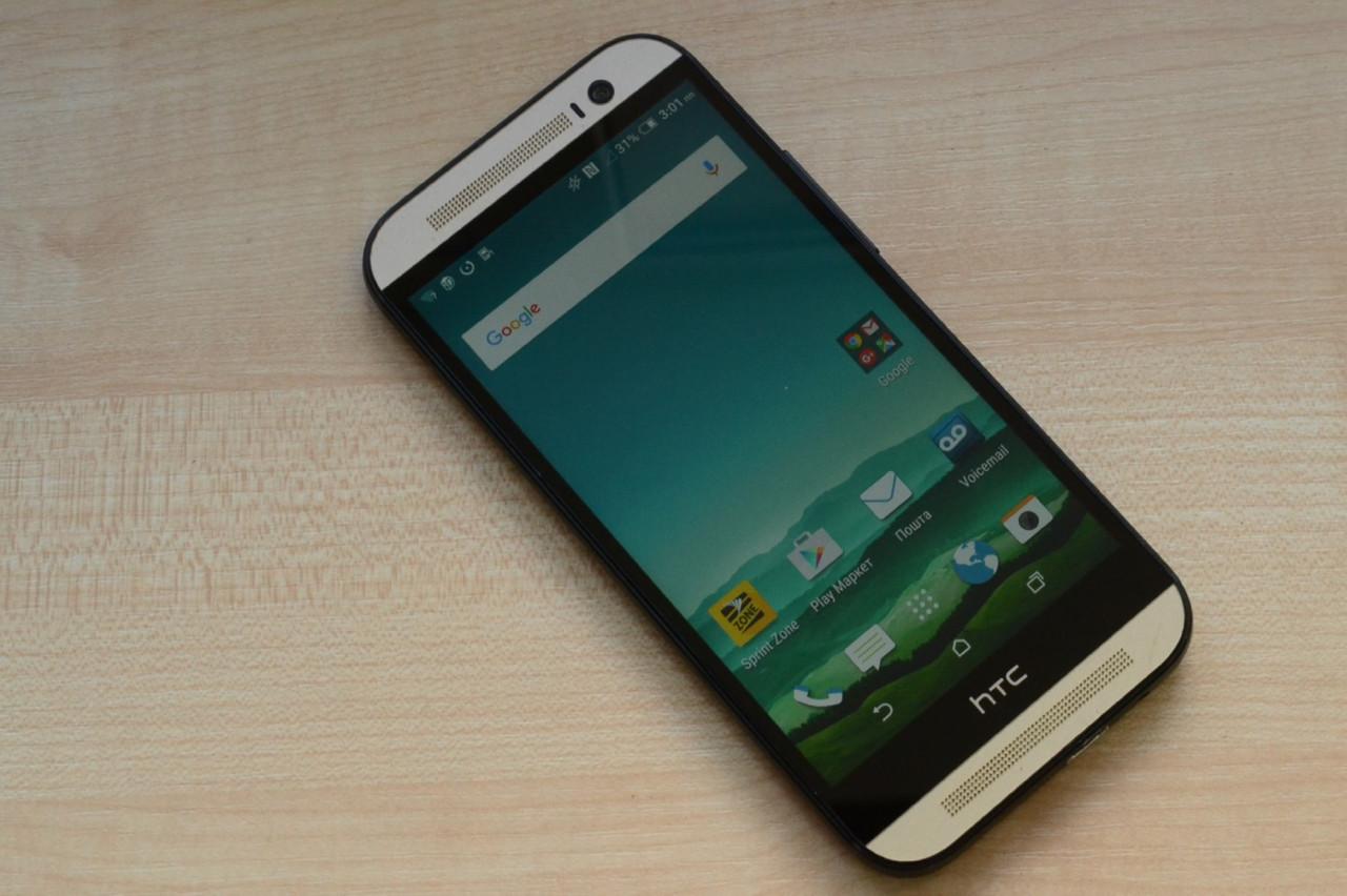 Смартфон HTC One M8 32Gb Harman/Kardon Оригинал!