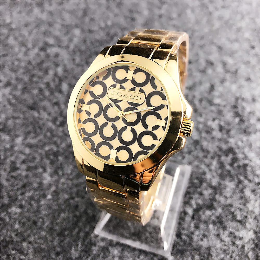 Наручные женские часы Coach Gold