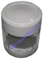 Cтеклянная баночка стаканчик для йогуртницы Yogurta Timer, Yogurteo SS-193233