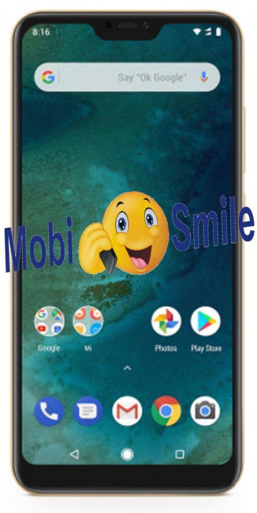 Смартфон Xiaomi Mi A2 Lite 4/64Gb Gold Global Version Оригинал Гарантия 3 месяца