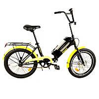 Электровелосипед АИСТ SMART20 36В 300/350/400Вт литиевая батарея (КОНСТРУКТОР)