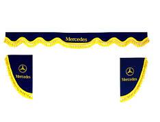 Шторки на лобове+бічні скла Mercedes-Benz колір бордовий/2022