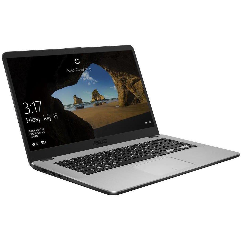 Ультрабук ASUS VivoBook 15 X505ZA Dark Grey (AMD Ryzen 5/Radeon Vega 8/Windows 10)