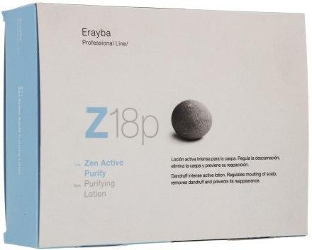Erayba Zen Ампулы против перхоти Erayba Z18p Purifying Lotion