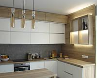 Декоративные панели из ДСП, МДФ для кухни