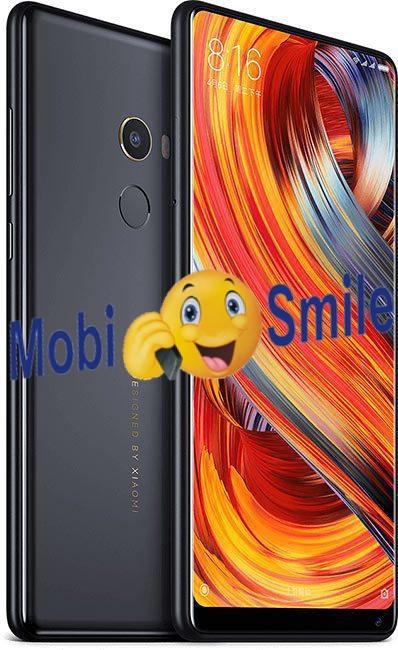 Смартфон Xiaomi Mi Mix 2 6/128 GB Глобальная Прошивка Black Гарантия 3 месяца / 12 месяцев