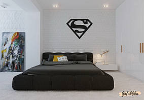 """Декоративное панно / картина  """"Супермен"""""""