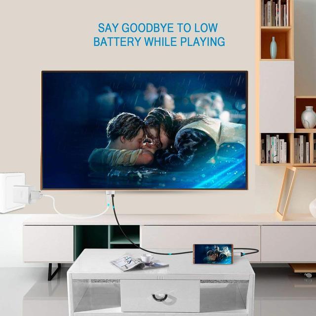 Кабель мультимедийный HDMI A to HDMI C.