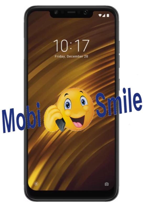 Смартфон Xiaomi Pocophone F1 6/64Gb Global Version Оригинал Гарантия 3 месяца / 12 месяцев