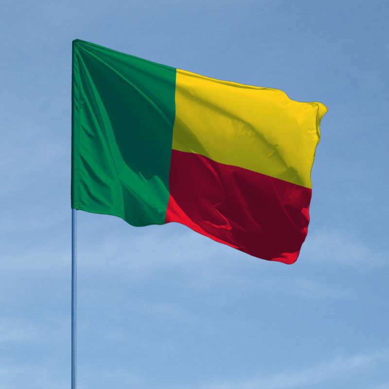 Флаг Бенини