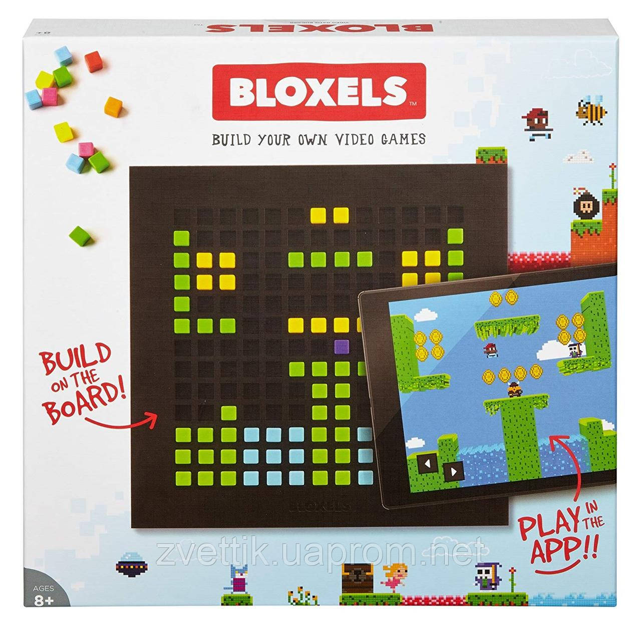П, Bloxels Build Your Own Video Game Оригинал США