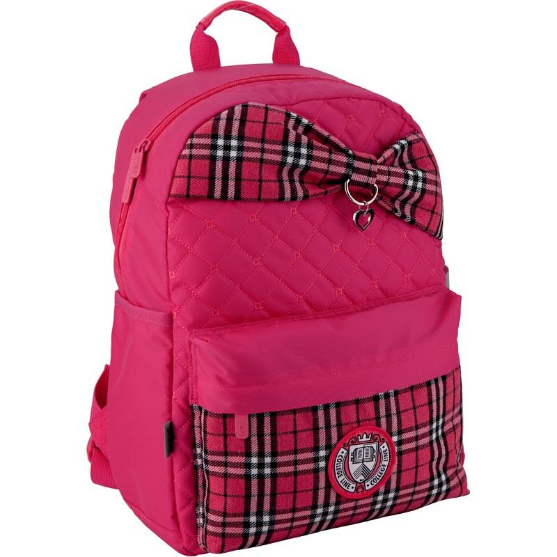 71f6d81053cc Рюкзак школьный Kite Education College Line 38x26x11 см 12 л Розовый  (K19-719M-