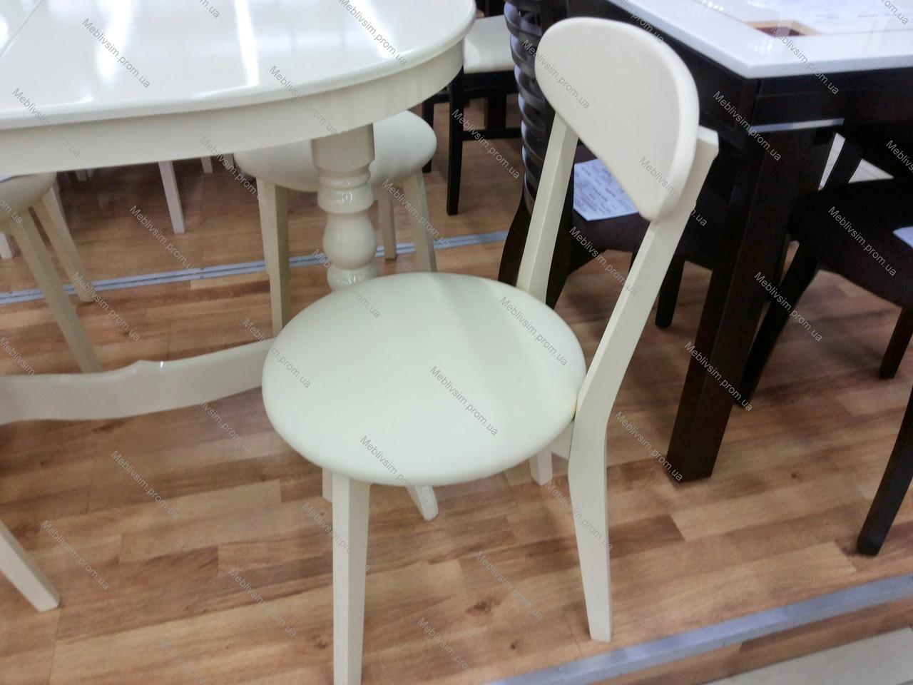 Стул кухонный деревянный Иску GOOD WOOD Рускополянский Мебельный Комбинат Явир