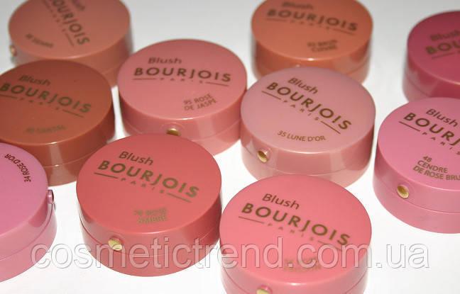 Румяна-хайлайтер для лица Bourjois Blush Touche Illuminatrice № 96 Rose Universel (распродажа), фото 2