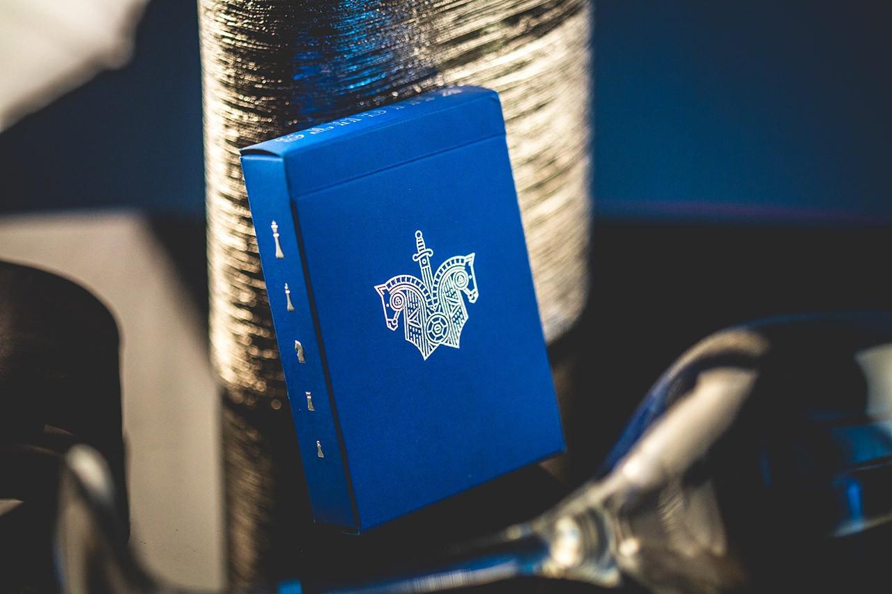 Карти гральні | Blue Knights by Ellusionist
