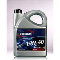 Моторное масло для автомобиля минеральное PENNASOL TURBO SUPER 15W40 (5L) GERMANY