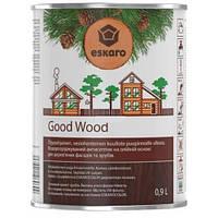 Eskaro Good Wood 2,7 л Антисептик на масляной основе предназначен для деревянных фасадов и срубов