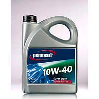 Моторное масло для автомобиля полусинтетика PENNASOL SUPER LIGHT 10W40 (5L) GERMANY