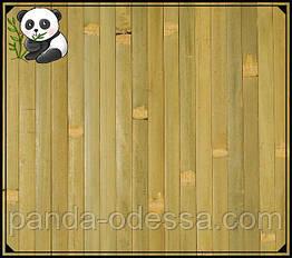 """Бамбуковые обои """"Оливка"""", 0,9 м, ширина планки 17 мм / Бамбукові шпалери"""