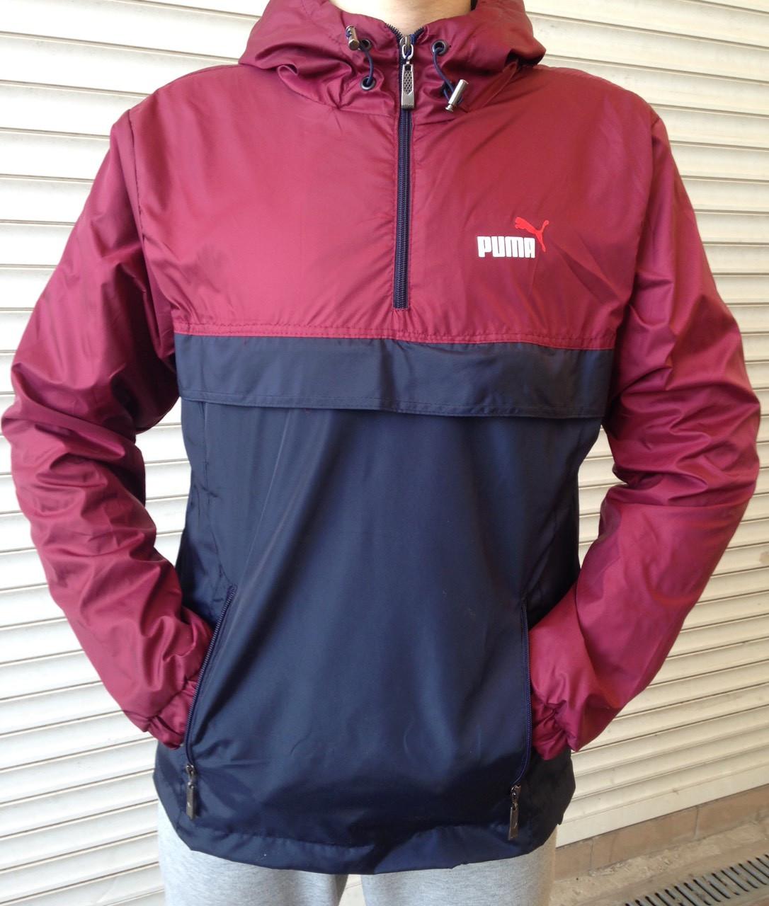 c78240e3 Спортивная куртка ветровка мужская анорак puma: продажа, цена в ...