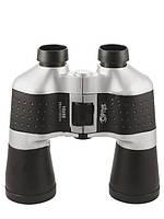 Недорогой бинокль отличного качества optus 10х50, фокусировка центральная, поле линейного зрения 100 м
