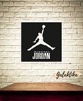"""Декоративное панно / картина  """"Michael Jordan"""""""