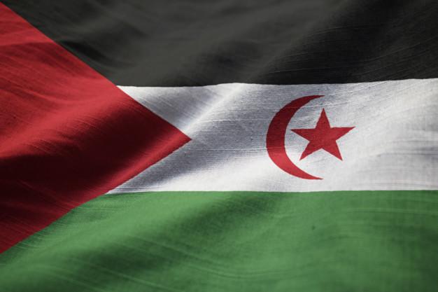Флаг Западной Сахары