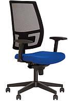 Кресло для персонала MELANIA NET R black ST PL70 ТМ Новый Стиль