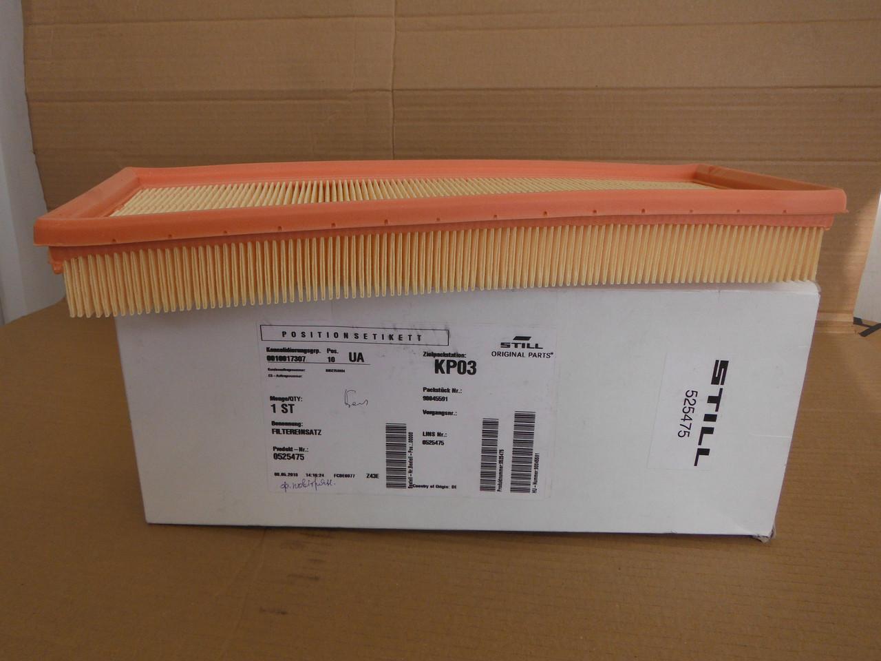 STILL 0525475 фильтр воздушный / фільтр повітряний
