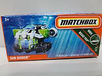 Машинка Matchbox Sub Seeker Матчбокс Автомобиль 1:64
