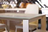 Обеденный стол BRISTOL B 130/200*85 капучино Nicolas (бесплатная доставка), фото 5