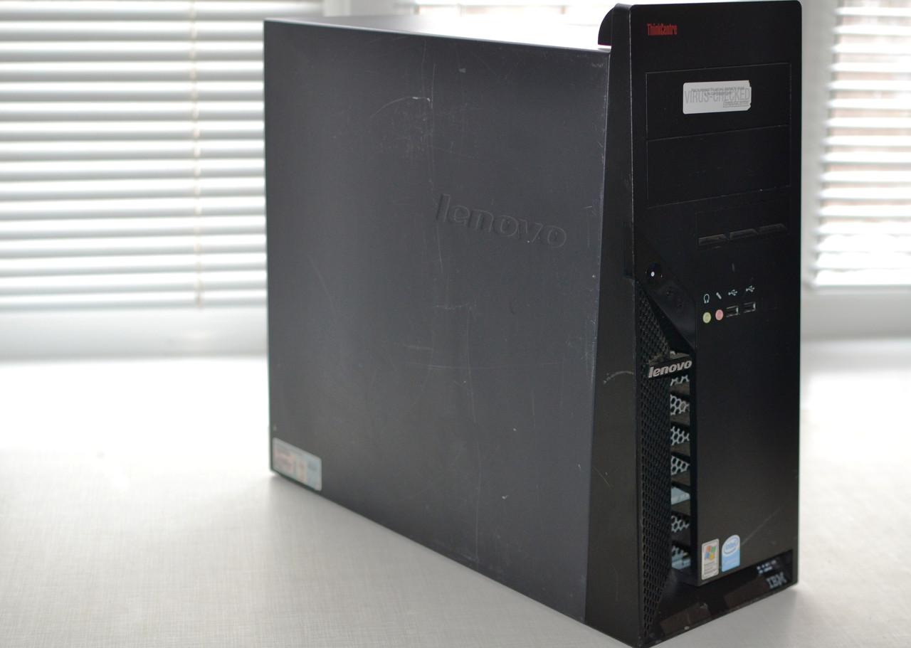 Системный блок, компьютер, Intel Core i3 3220, 4 ядра по 3,3 ГГц, 4 Гб ОЗУ DDR-3, HDD 250 Гб