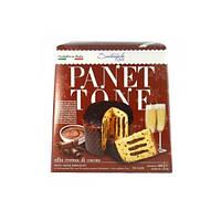 Пасхальный панеттоне Santangelo Crema di Cacao Шоколадный 900г.