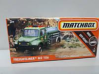 Машинка Matchbox Freightliner M2 106 Матчбокс Автомобиль 1:64