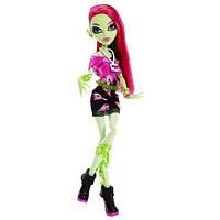 Кукла Монстер Хай Венера Мухоловка Муз. Фестиваль Monster High Venus McFlytrap Music Festival