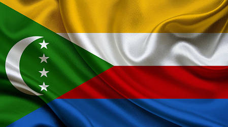 Флаг Коморских Островов, фото 2