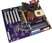 Материнская плата Elitegroup N2U400-A ( Nvidia nForce2, 3xDDR1, 2xIDE, 1xAGP ) б.у.