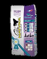 Natyka Cat Hairball (Натика Кет Хеабол) - корм для взрослых длинношерстных кошек  2 кг