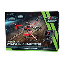 Квадрокоптер р/у Дрон для соревнований с датчиками регистрации Sky Viper Hover Racer
